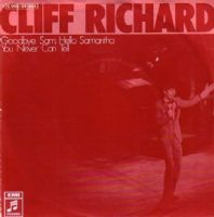 Cliff Richard - German - Goodbye Sam,Hello Samantha/You Never Can Tell (C006 04444)